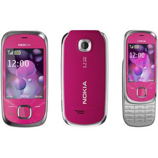 Nokia 7230 Slide Mobile Phone Housing Body Panel (Pink ...