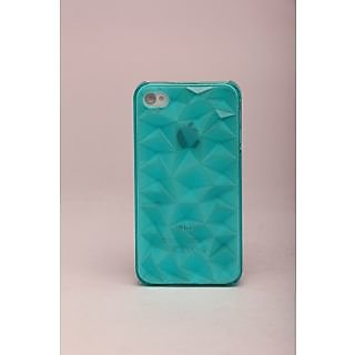 Greedo Premium 3D Diamond Hard Back Case-LightBlue