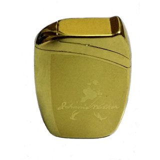FIRST QUALITY PIA INTERNATIONAL Johnie Walker Golden Look Premium Quality Stylish Refillable Cigarette Lighter