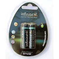 ENVIE 2500mAh Infinite Plus Rechargeable Batteries AA 1.2V With 1 Year Warrenty