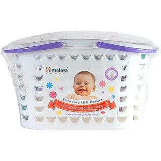 Himalaya baby care gift basket