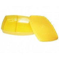 TUPPERWARE CLASSIC SLIM LUNCH BOX HANDY COMFORT - 1pc