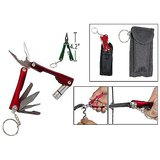 9-in-1 Multi- Tool Pocket Plier With LED Light Free Shipping
