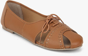 Zebba Girls Tan Loafer (100Z195A40) 100Z195A40