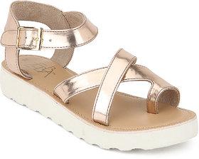 Zebba Girls  Skin Sandals (100Z21411) ]100Z21411