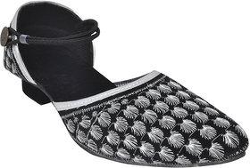 Forever Footwear Girls Multicolor Heel Sandal ]FSB359