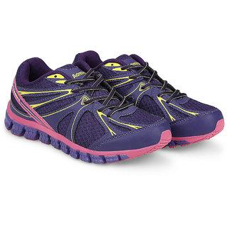 Admiral GirlsS YellowPinkPurple Sport Shoes 21-70003 Yellow Fuchsia Purple