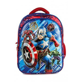 Multi color quality school bag