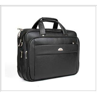 Kara 3452 Black Laptop Bag