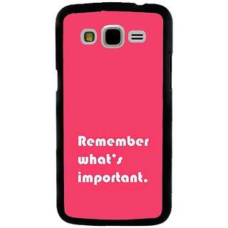 Fuson Designer Phone Back Case Cover Samsung Galaxy J7 -2015 ( Set Your Priorities )