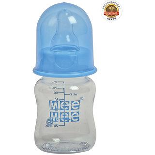 Mee Mee Feeding Bottle_Blue_70ml