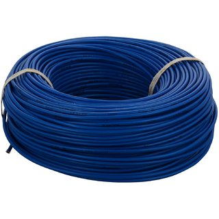 Anchor Insulated Copper PVC Cable 1.5 Sq mm Wire (Blue)