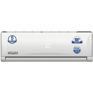 Mitashi 1.5 Ton 5 Star Split AC MiSAC155v10 with 5 years Warranty