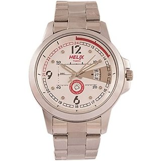 Timex Analog Rose Gold Round Watch -TW023HG16