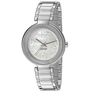Esprit Quartz White Dial Women Watch-ES106012001