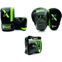 Xpeed Combo Set of Punching Pads With Gloves