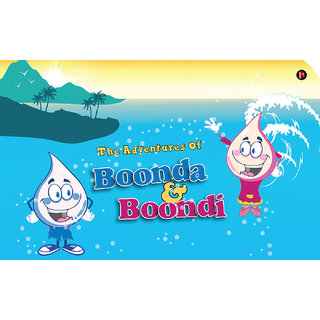The Adventures Of Boonda  Boondi