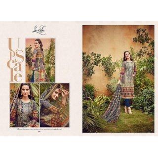 andloom Cotton Ikat Salwar Suit