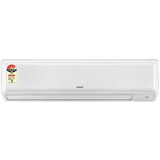 Hitachi 1.5 Ton 3 Star Kaze Plus RAU318HUD Split Air Conditioner (White)