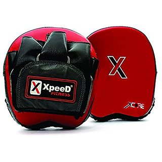 FOCUS PALM PADS IN LEATHER Xpeed
