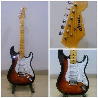 Hertz Statocaster Guitar