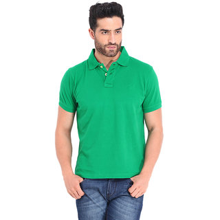 Concepts Men'S Green Polo T-Shirt