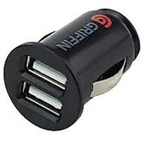 Griffin Powerjolt Micro Car Charger Adapter With Dual Usb Port For Samsung Nokia [CLONE]