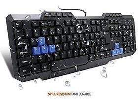 Amkette Xcite Neo USB Keyboard Black