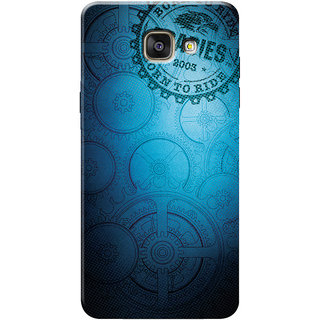 Roadies Hard Case Mobile Cover for Samsung Galaxy A5 2016