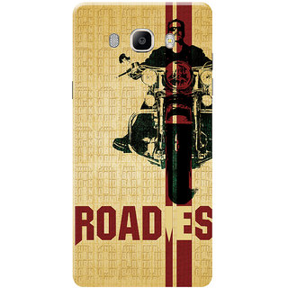 Roadies Hard Case Mobile Cover for Samsung Galaxy J7 2016