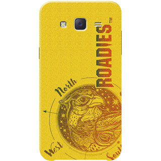 Roadies Hard Case Mobile Cover for Samsung Galaxy J7