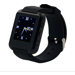 NX8 Bluetooth Smartwatch - Non-touch - Button Operated