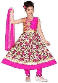 Girl Anarkali Designer Suits