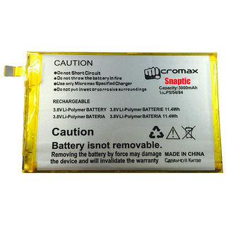 Li Ion Polymer Replacement Battery for Micromax Canvas Pace 4G Q416