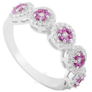 Ring 925 Sterling Silver Original with CZ