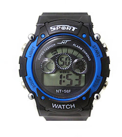 i DIVAS  Mens Watch Quartz Digital Watch Men Sports Watches LED Digital Watch