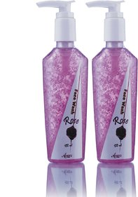 Adidev Herbals Aroma Therapy Rose Face Wash (Pack of 2)