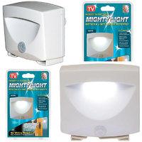 Mighty Light Motion  light Sensor Activated Indor 7 Outdoor Light