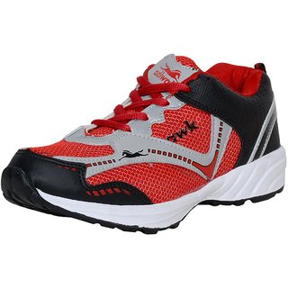Spports Red mens sheos