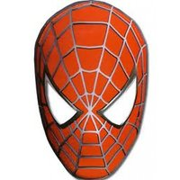 Spiderman Paper Mask- Pack Of 10