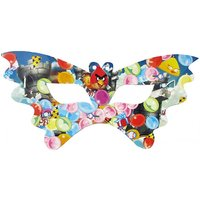 Angry Bird Paper Eye Mask - Pack Of 10