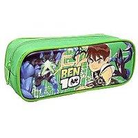 Ben 10 Zip Pouch - Green