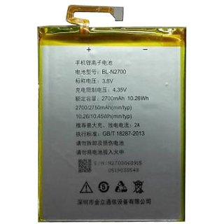 Original Li Ion Polymer Replacement Battery BLN2700 for Gionee ELife S7