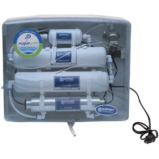 Pureness Acqualite Without Storage UV+UF Water Purifier in food grade body