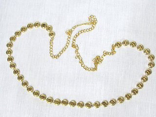 Golden Stone Single Line Waist Belt