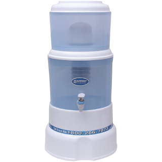 Pureness 14-Liters Gravity Based Water Purifier
