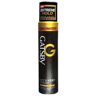 GATSBY Extreme Hold Hair SPRAY 250 ml