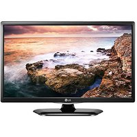 61 cm (24 inches) HD Ready LED IPS TV (Black)