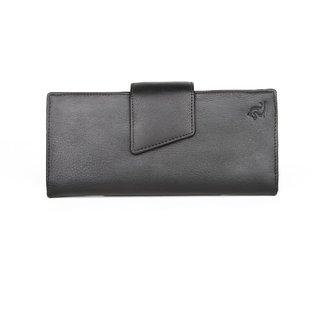 Kara 8021 Black Card Slots Women Wallet
