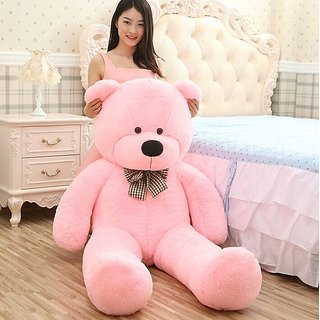 JPM 5 feet Pink lovely Teddy Bear - 152 cm  (Pink)